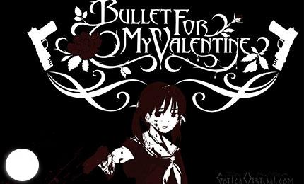 afiche bullet for me valentine bandas economico bonito rockero metalero poster venta online envios bogota manizales armenia tunja colombia
