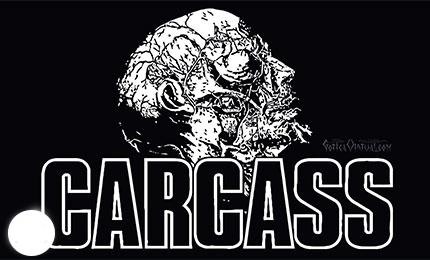 afiche carcass bandas economico bonito rockero metalero poster venta online envios bogota manizales armenia tunja colombia