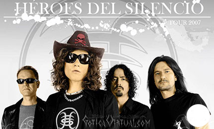 afiche heroes del silencio bandas economico bonito rockero metalero poster venta online envios bogota manizales armenia tunja colombia