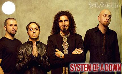 afiche system of a down bandas economico bonito rockero metalero poster venta online envios bogota manizales armenia tunja colombia