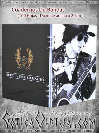 agendas cuadernos heroes del silencio utiles escolares envios colombia medellin cali barranquilla santander domicilios bogota ventas