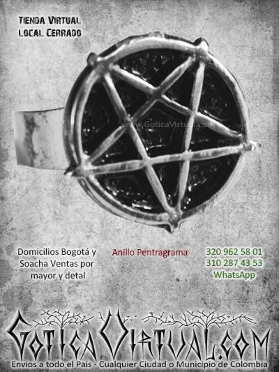 anillos grabados bogota pentarama metal domicilios tunja manizales cali pasto pereira yopal barranquilla colombia