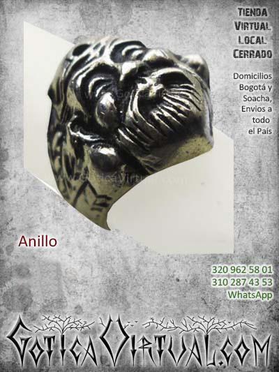 anillos grabados cara rostro bogota domicilios popayan pasto armenia yopal villavicencio colombia cucuta