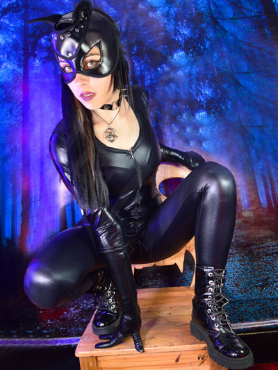disfraz gatubela enterizo negro escote sensual ajustado octubre tienda online bogota medellin manizales riohacha cartagena yopal ipiales