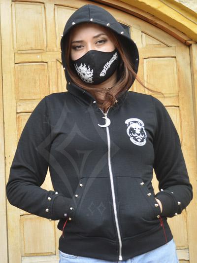 chaqueta bordada estampada disenos femenina tienda online rock metal economica negra bogota yopal caldas casanare santander boyaca monteria sincelejo colombia
