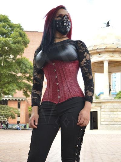 cinturilla victoriana gotica clasica dark colores diseno sexy leticia cucuta cali popayan bogota colombia tienda online