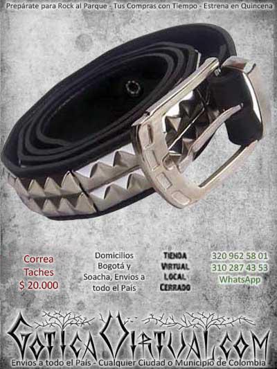 correa angosta taches metal metalera bogota ventas online envios a todo el pais medellin cucuta neiva cartagena manizales colombia