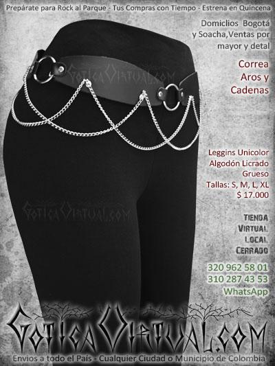 correa bogota rockera metalera femanina dama bonitos accesorios envios juanchito envigado chigorodo tunja cucuta armenia pasto bucaramanga cartagena ventas por mayor