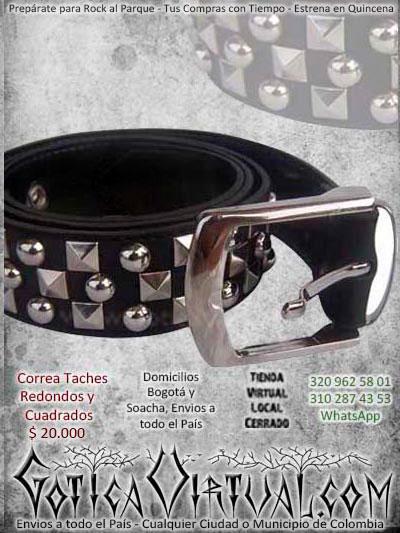 correa taches redondos cuadrados metal metaleros bodega ventas online cali medellin cauca narino neiva cartago colombia