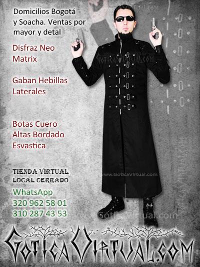 disfraz neo economico gaban botas economico ventas online envios a todo el pais cali medellin cota cucuta rioacha guajira sucre tolima sincelejo popayan neiva colombia