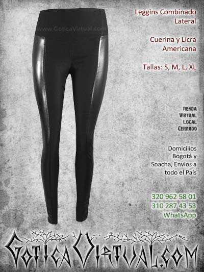 leggins americano licra cuerina chicle sintetico pvc bogota mujer femenino envios todo el pais ventas online cali medellin cucuta narino neiva colombia