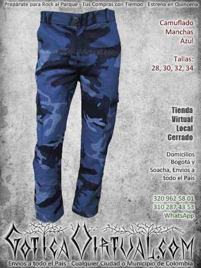 pantalon camuflado azul bogota masculino economico barato ventas online bodega masculino economico barato ventas online bodega envios a todo el pais medellin cauca arauca meta cordoba vaupez rioacha pereira colombia