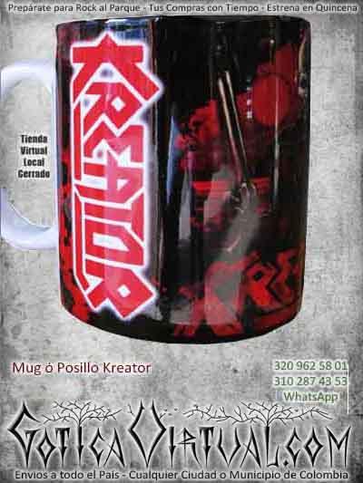 posillos kreator thrash bandas bogota mug ventas online envios a todo el pais cali medellin cauca neiva popayan narino vaupez cordoba colombia