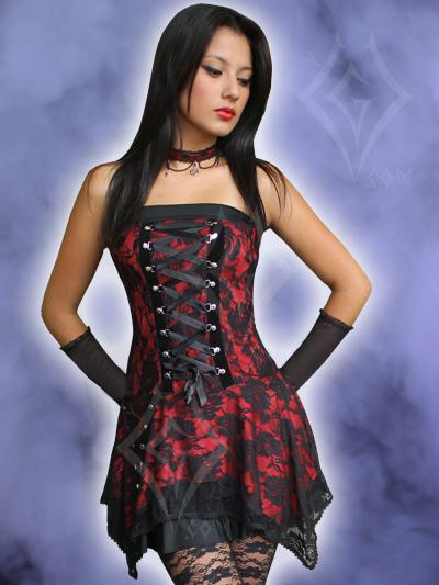 vestido gotico rojo bogota puntas cintas economico ibague cucuta bonito boutique ventas online envios a todo el pais cali medellin cauca neiva sucre tolima cordoba villavicencio colombia