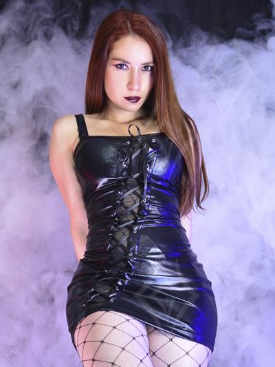 vestido sintetico velo bogota negro cintas rockero metalero economico ventas online envios a todo el pais cali medellin cucuta neiva manizales manizales tunja yopal casanare ibague colombia